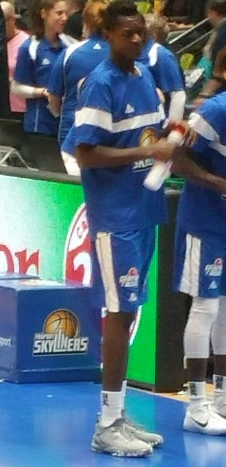 Isaac Bonga - Bonga in January 2017
