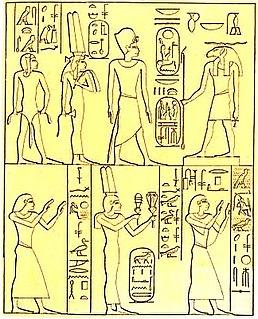 Isetnofret Ancient Egyptian queen consort