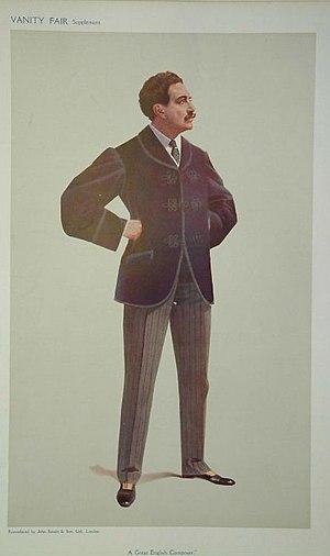 Isidore de Lara - Isidore de Lara, 1908.