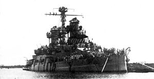 Italian battleship Emanuele Filiberto during World War I.jpg