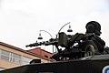 Itsenäisyyspäivän paraati 2015 08 Leopard 2A4 MG3.JPG