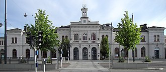 Norrköping Municipality - Norrköping Railway Station