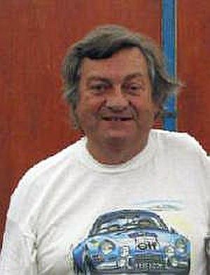 Jean-Luc Thérier - Image: J Luc THERIER Dieppe 2003