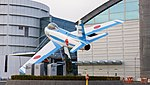 JASDF F-86F(02-7966) at Hamamatsu Air Base Publication Center November 24, 2014 09.jpg