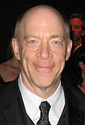 Photo of J. K. Simmons at the 15th Screen Actors Guild Awards in 2009.
