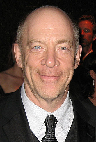 Will Pope - J. K. Simmons at the 2007 Toronto International Film Festival