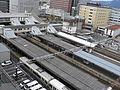 JR Kusatsu Station Overhead.JPG