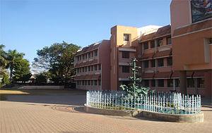 Jawahar Vidya Mandir - The higher-secondary section of the school