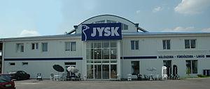 Jysk (store) - Jysk in Hungary