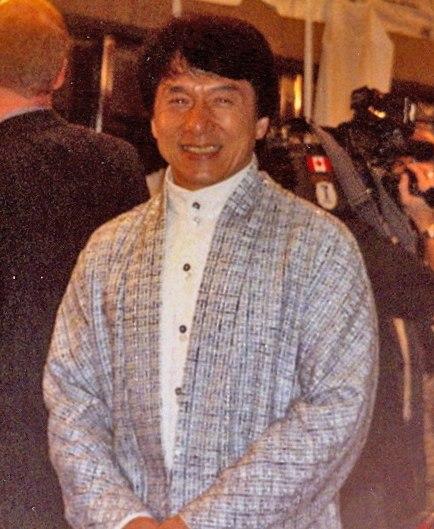 Jackie Chan TIFF 2005