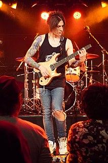Jacky Vincent British guitarist