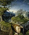 Jacob Cornelisz. van Oostsanen - Christ Appearing to Mary Magdalen as a Gardener (detail) - WGA05261.jpg