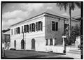 Jacob H.S. Lind House, Norre Gade 6, Charlotte Amalie, St. Thomas, VI HABS VI,3-CHAM,6-1.tif