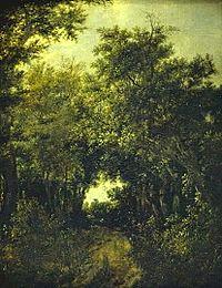 Jacob van Ruisdael - Road in an Oak Forest.jpg