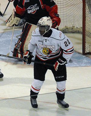 Owen Sound Attack - Jaden Lindo (December 2013)