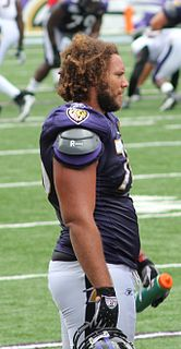 Jah Reid Player of American football