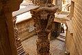 Jaisalmer, India, Jaisalmer Fort, Jain Temple, Columns.jpg