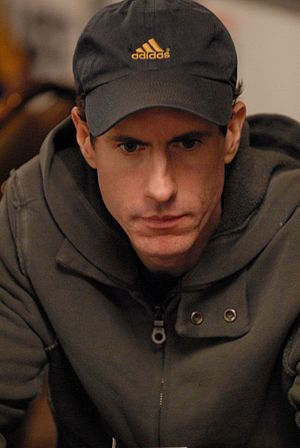 James Van Alstyne - Van Alstyne in the 2007 World Series of Poker