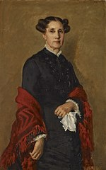 Portrait of Mrs. William C. Bartlett