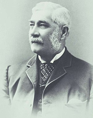 James George Lee Steere - Steere in 1898.