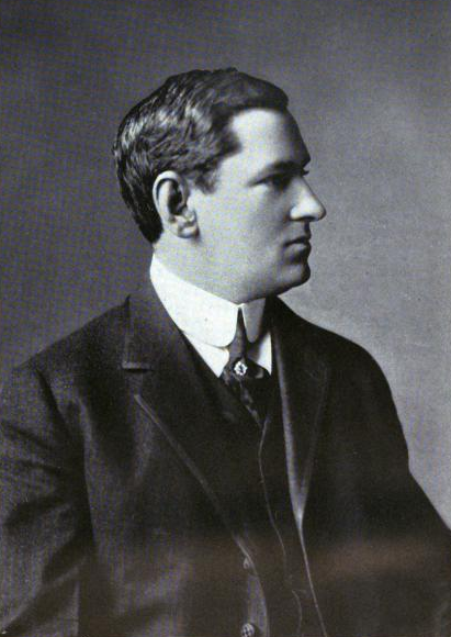 James Michael Curley in 1922