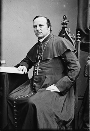 James Roosevelt Bayley - Archbishop Bayley