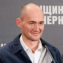 Description de l'image James Watkins in Moscow, February 2012.jpg.