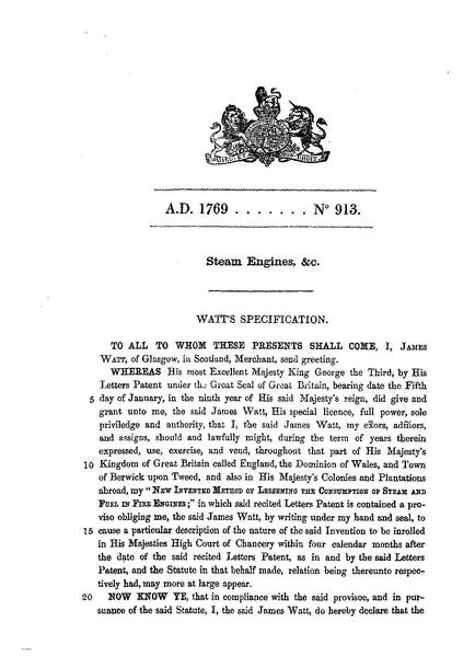 File:James Watt Patent 1769 No 913.pdf