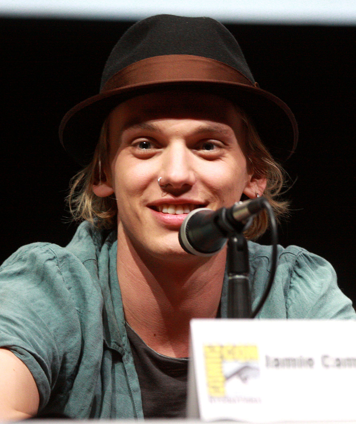 Jamie Campbell Bower (born 1988)
