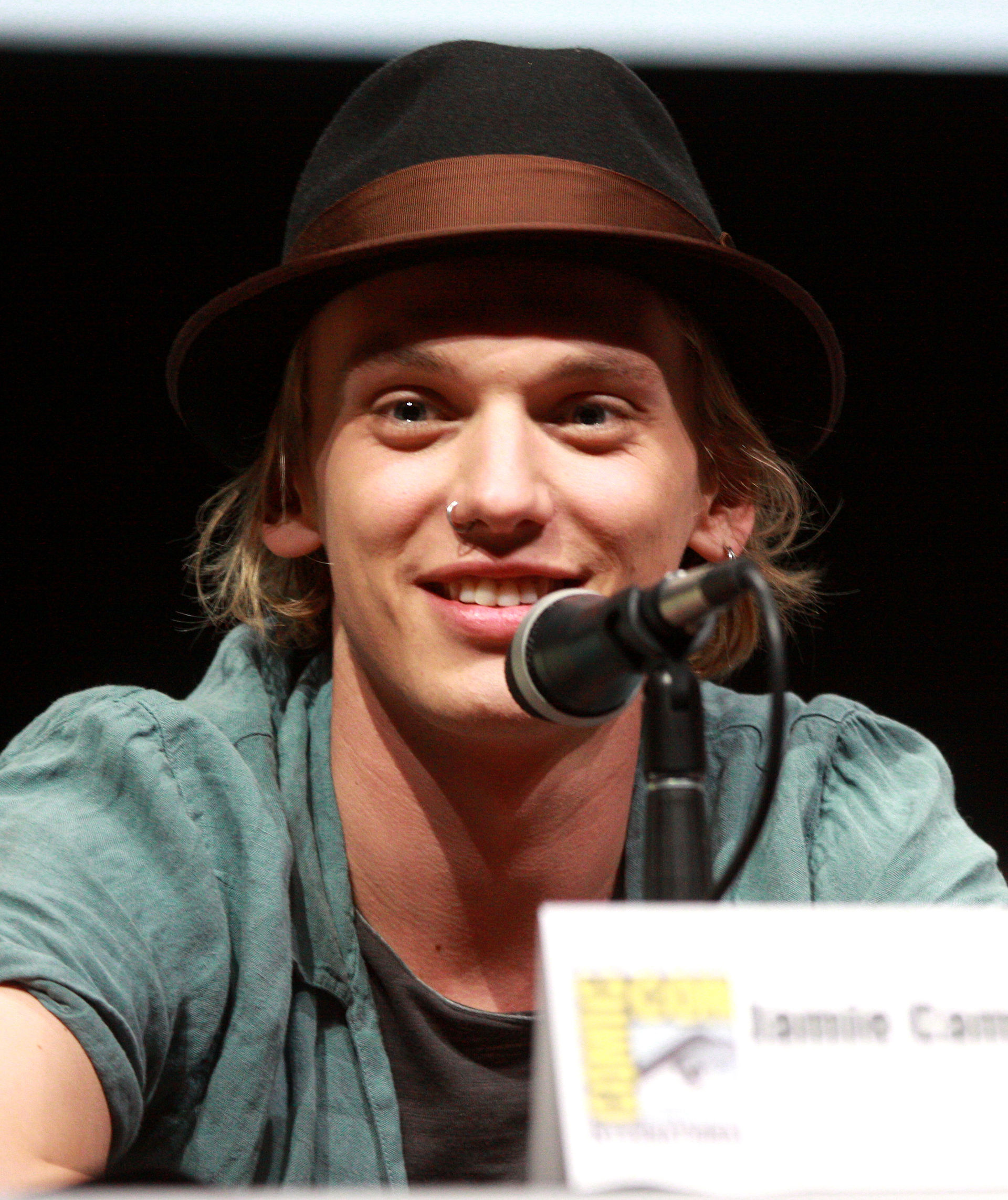 Question consider, jamie campbell bower