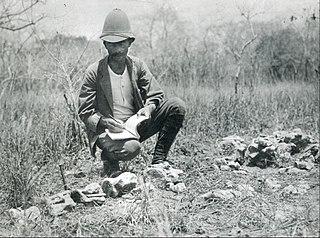Werner Janensch German paleontologist and geologist