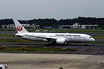 Japan Airlines Boeing 787-8 (JA842J-34854-301) (20594310171).jpg