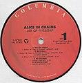 Jar of Flies and Sap by Alice in Chains (Vinyl 1) (US-1994).jpg