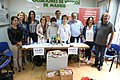 """Javier Barbero y Celia Mayer apoyan la campaña contra la publicidad de prostitución """"No Acepto"""" (03).jpg"""