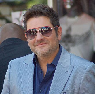 Jay DeMarcus - DeMarcus at a ceremony to receive a star on the Hollywood Walk of Fame in 2012