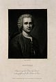 Jean-Jacques Rousseau. Stipple engraving by R. Hart after M. Wellcome V0005111.jpg