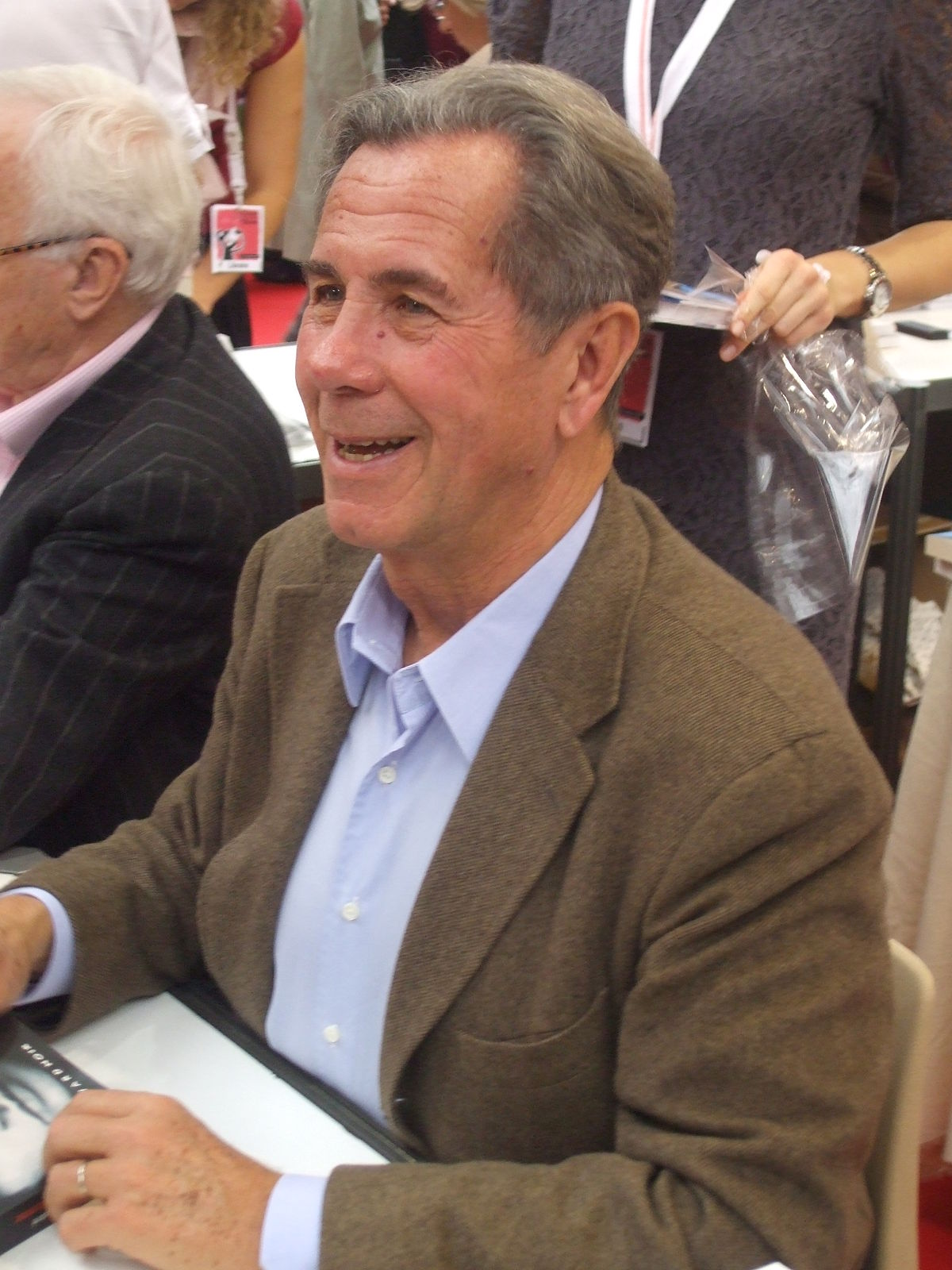Jean-Louis Debré - Wikipedia, la enciclopedia libre