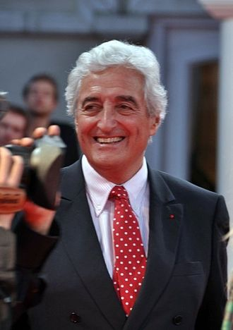 Jean-Loup Dabadie - Jean-Loup Dabadie at the 2009 Deauville festival