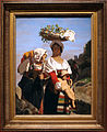 Jean-léon gérome, due contadine italiane e un bambino, 1849, 01.JPG