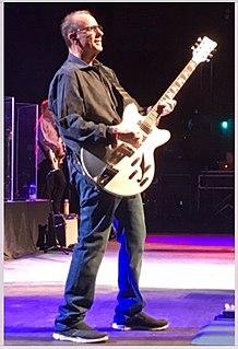 Jeffrey Foskett American guitarist and singer