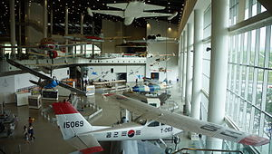 Jeju Aerospace Museum Aviation Hall 20140606-01.JPG