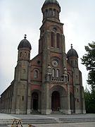 Jeondong catholic church, Jeonju.JPG