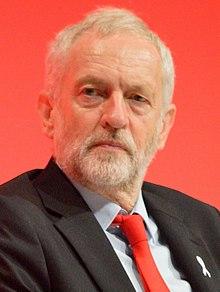 Jeremy Corbyn en 2016.