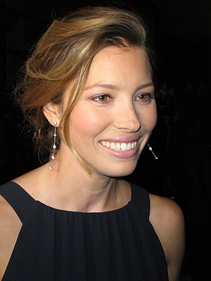 Picture of Jessica Biel - Cropped from origina...