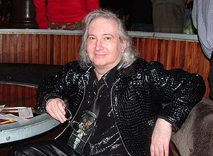 Jim Steinman - Steinman in January 2005 at Joe's Pub in New York City