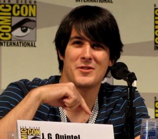 J. G. Quintel Animator, writer