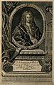 Johann Caspar Mueller. Line engraving by J. C. Sysang, 1742. Wellcome V0004159.jpg