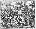 Johann Theodor de Bry, Americae pars quinta... Wellcome L0006009.jpg