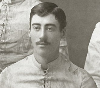 1887 Michigan Wolverines football team - 1887 Michigan team captain John Duffy