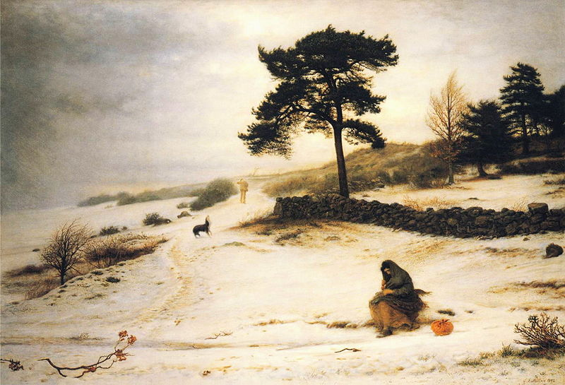 Arquivo: John Everett Millais - Blow, Blow Wind.JPG Inverno Tu